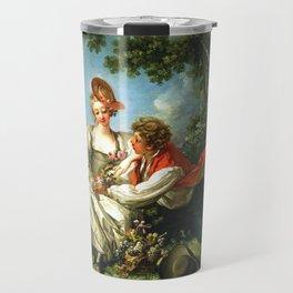 "François Boucher ""The Four Seasons, Autumn"" Travel Mug"