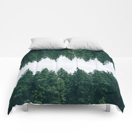 Forest Reflections X Comforters
