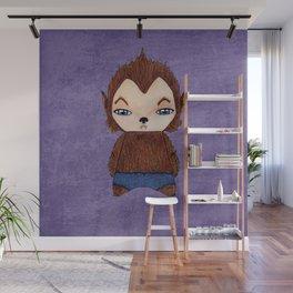 A Boy - Werewolf Wall Mural