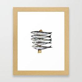 E S P E T O Framed Art Print