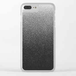 STARDUST / gemini Clear iPhone Case