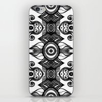 cosmic iPhone & iPod Skins featuring Cosmic by GBret