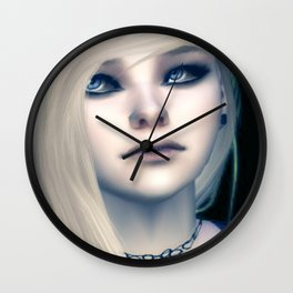 Simself Wall Clock