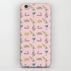 The Love Boat II iPhone & iPod Skin