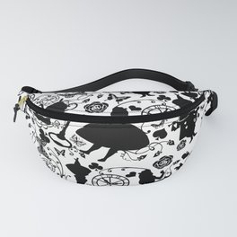 Alice in Wonderland Fanny Pack