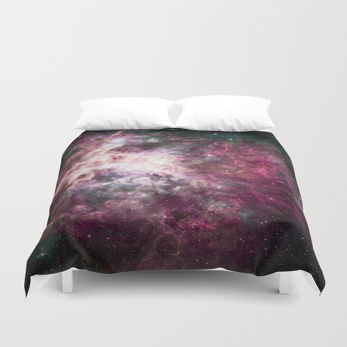 Nebula 25M Duvet Cover