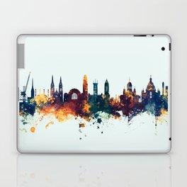 Helsinki Finland Skyline Laptop & iPad Skin