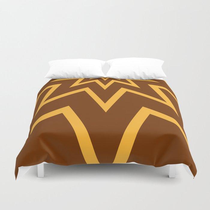 Super Peanut Butter Chocolate Fantastic! Duvet Cover