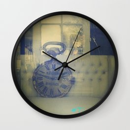 #Time Wall Clock