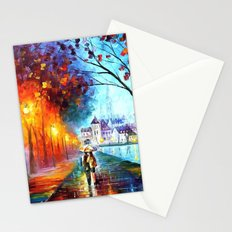 Loving Couples Stationery Cards