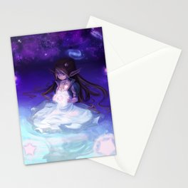 Wish upon a fallen star Stationery Cards