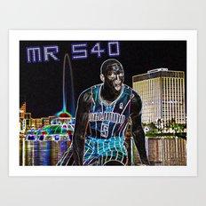 Victor Oladipo Mr. 540 Art Print