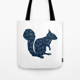 Squirrel 112 Tote Bag