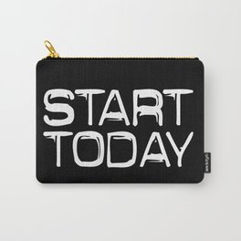 START TODAY Carry-All Pouch