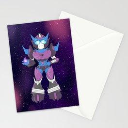Blue Rodimus Stationery Cards