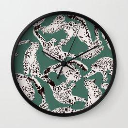 IRBIS mint Wall Clock