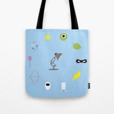 Pixar minimal Tote Bag