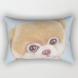 Cute puppy. Rectangular Pillow