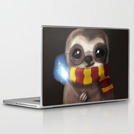 Hairy Potter Sloth Laptop & iPad Skin