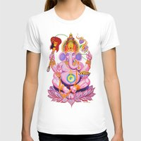 ganesh T-shirts featuring Ganesh by Jared Bretholtz