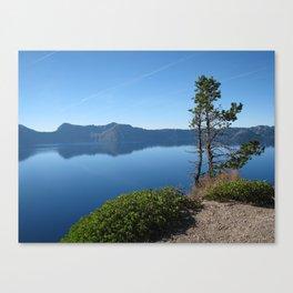Crater Lake II Canvas Print