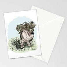 Pack Mule Stationery Cards