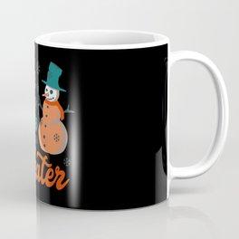 Life Is Better In Sweater Winter Saying Coffee Mug