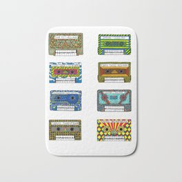 Electronic music Tapeskulls Bath Mat