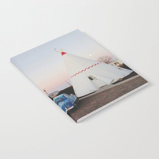 Wigwam Motel Notebook