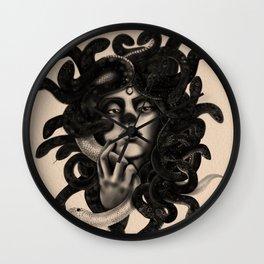 Medusa (Dark Goddess Series #5) Wall Clock