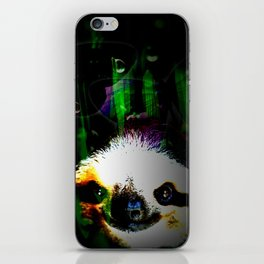 slowly dreaming iPhone Skin