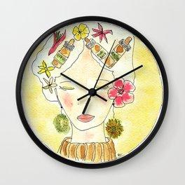 Calmare  pensieri Wall Clock