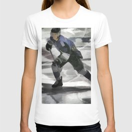 Let's Go! - Ice Hockey Player T-shirt