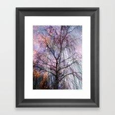 The Singing Tree. Framed Art Print