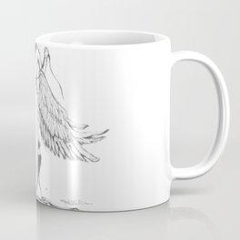Too Heavy to Carry Coffee Mug