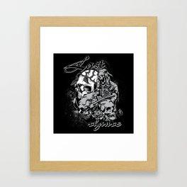 Last Chance Reaper Framed Art Print