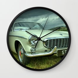 Volvo P1800 Coupe Wall Clock