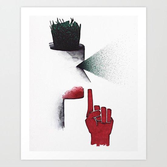 Good Citizen Art Print