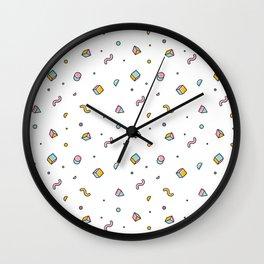 I love the 90s Wall Clock