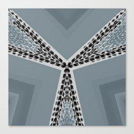 Geometric shape 2 Canvas Print