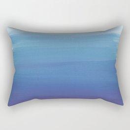 Cornflower Blues No. 1 Rectangular Pillow
