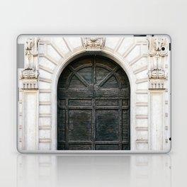 Roma - Rome Italy Architecture Photography Laptop & iPad Skin