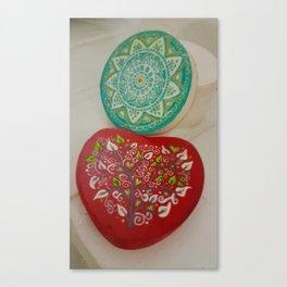 Trinket Boxes Canvas Print