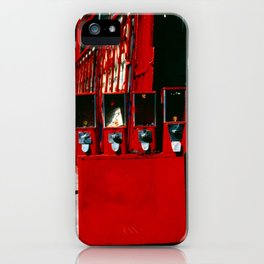 Red Jack's Market Candy iPhone Case