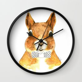 ECUREUIL Wall Clock