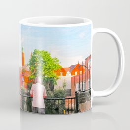 Street Photography, Norwich, U.K Coffee Mug