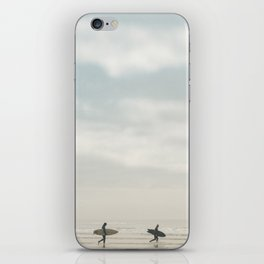 Surfers iPhone Skin