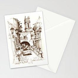 Street life, San Miguel de Allende Stationery Cards