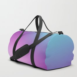 ABSTRACT GRADIENT BLURRY COLORFUL Duffle Bag