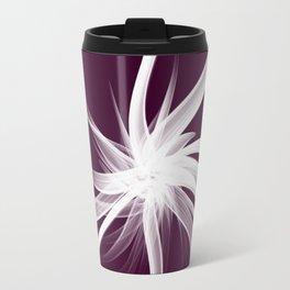 Purple Organic Travel Mug